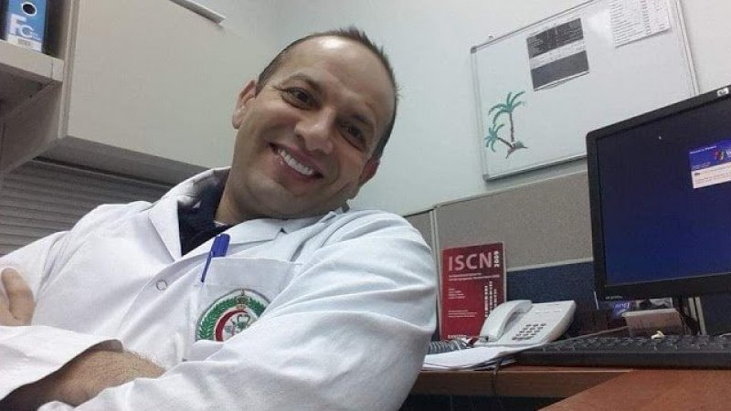 الدكتور حاتم الغزالي