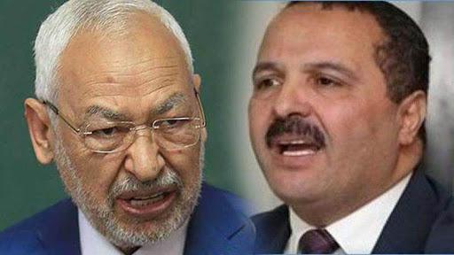 راشد الغنوشي عبد اللطيف المكي