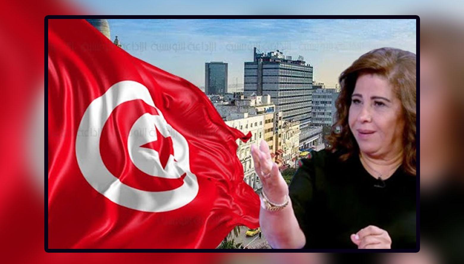 ليلى عبد اللطيف تونس