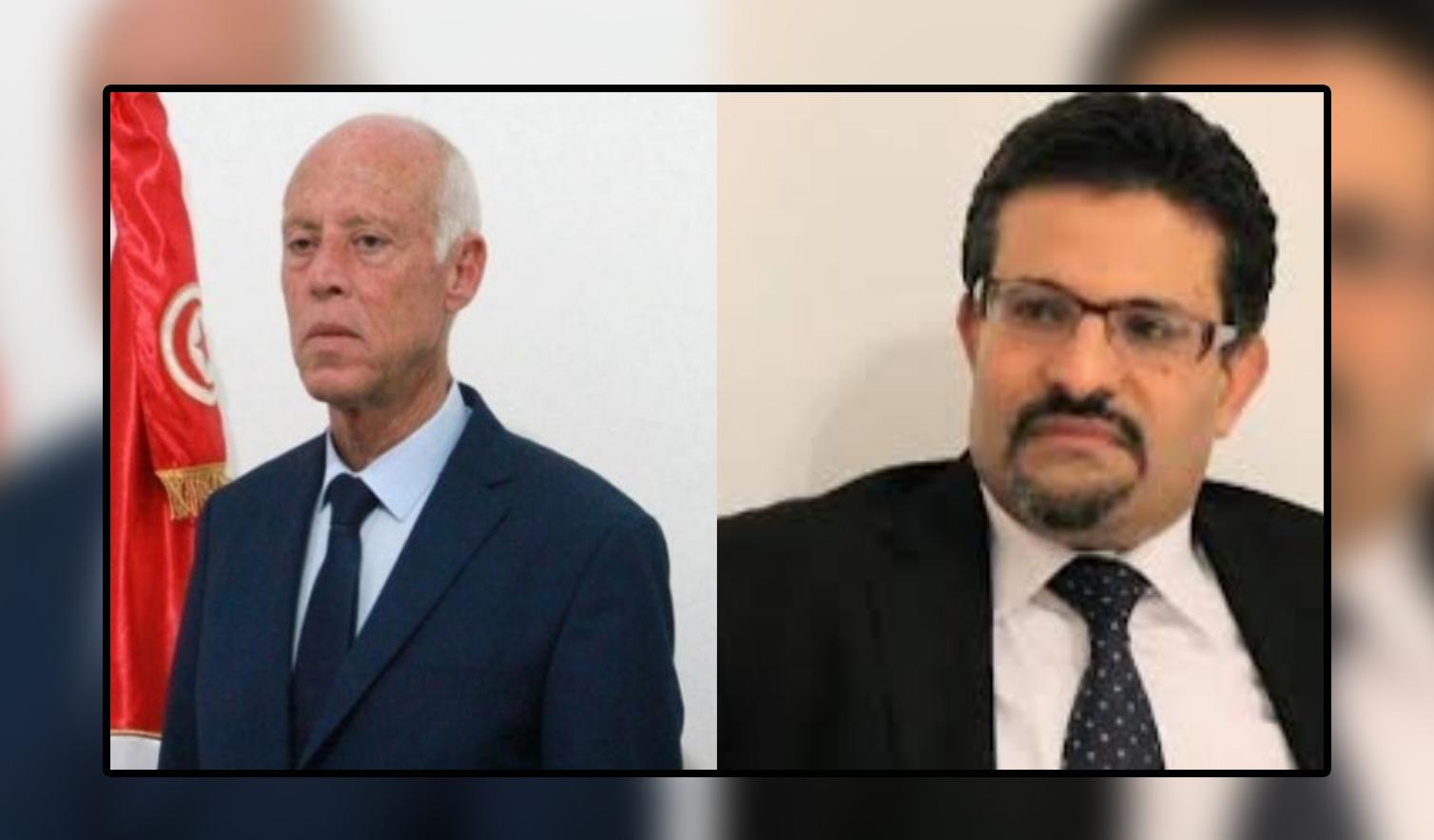 رفيق عبد السلام بوشلاكة قيس سعيد