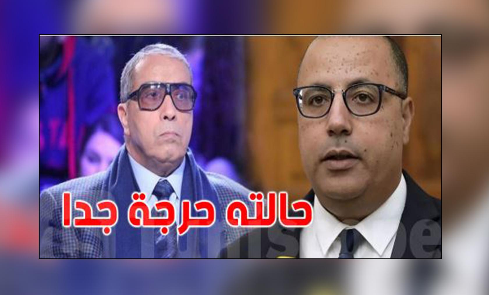 حسن الغضباني هشام المشيشي