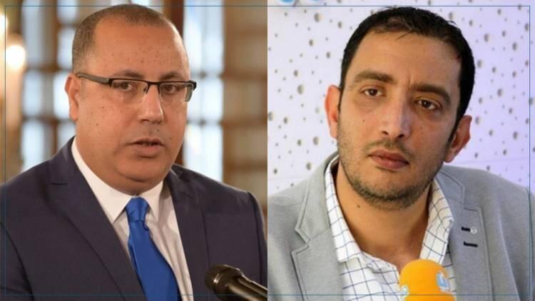 ياسين العياري هشام المشيشي