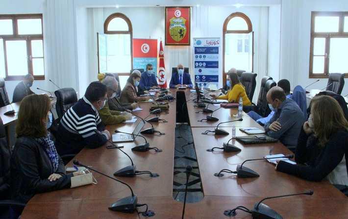 اللجنة العلمية لمكافحة فيروس كورونا
