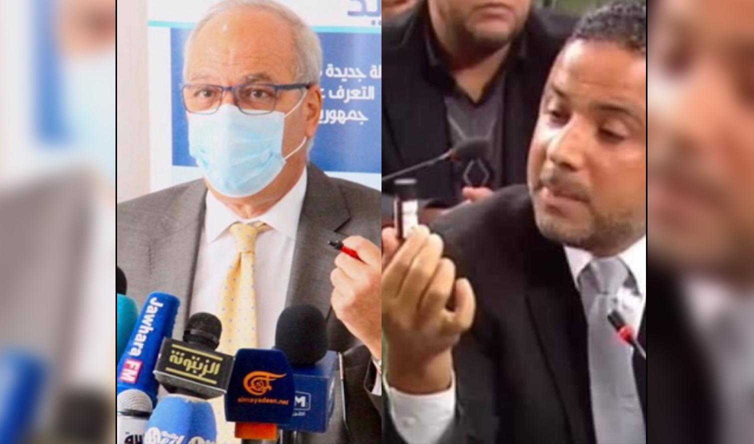 الهاشمي الوزير سيف الدين مخلوف
