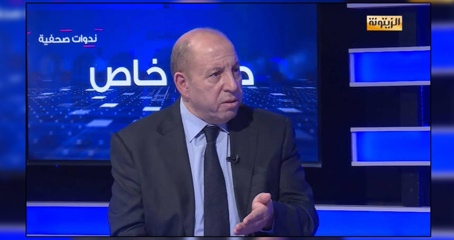 العميد هشام المدب