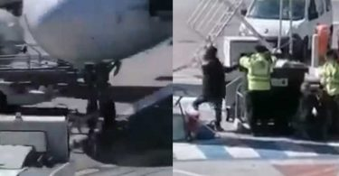 مضيفة طيران في تونس مارسيليا