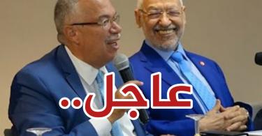 راشد الغنوشي نور الدين البحيري
