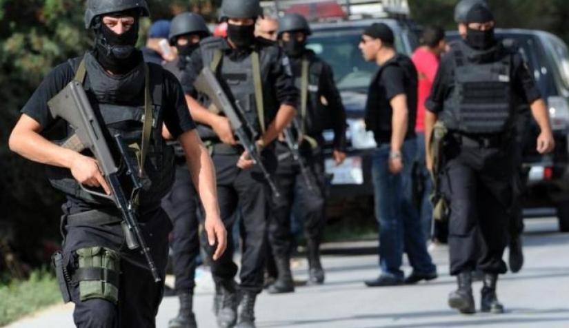 الامن في تونس