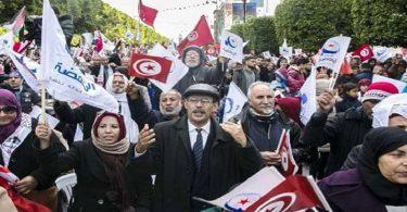 مسيرة حركة النهضة