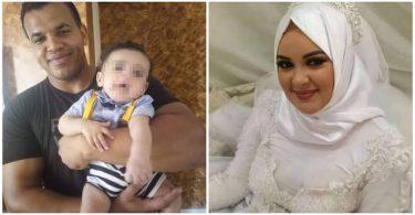 بالصور/ شهادة مؤلمة من جيرانها : رفقة الشارني توفيت وهي حامل في شهرها الرابع.. ويوم عيد ميلاد طفلها