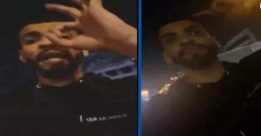 """بالفيديو/ سامارا خائف: """"حبّو يقتلوني بالسلاح في دبي..نحب نروح لتونس""""!"""